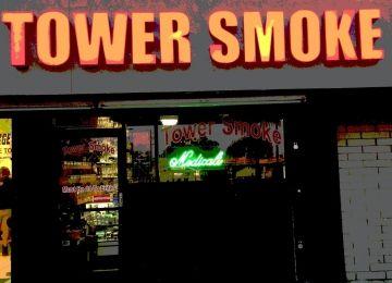 Tower Smoke