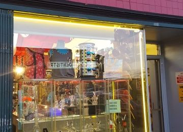 Cherry Smoke & Skate Shop