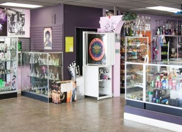 Twisted Smoke Shop Fulton Ave
