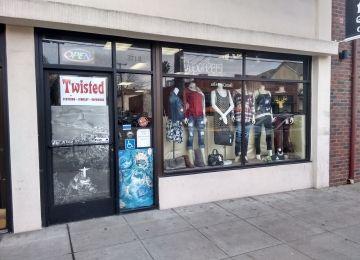 Twisted Smoke Shop (J St)