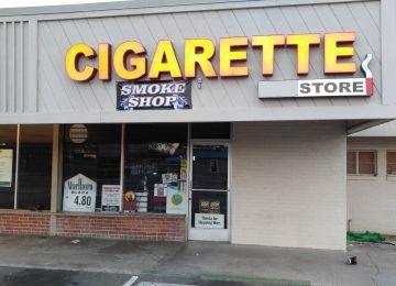 Freeport Cigarette