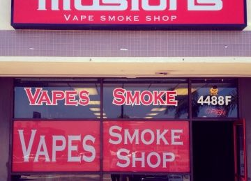 Illusions Vape Smoke Shop
