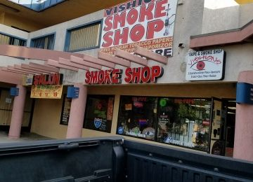 Vishions Smoke Shop