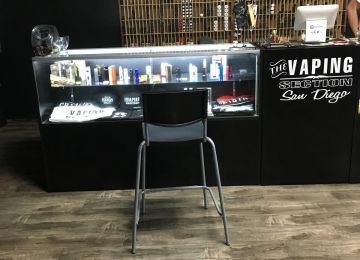 The Vaping Section