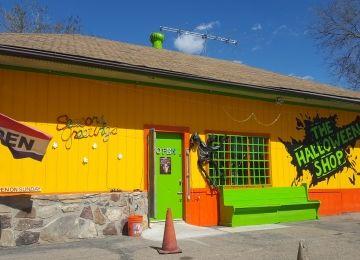 The Halloween Shop