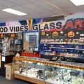 Good Vibes Glass Art