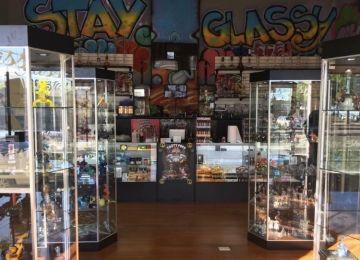 Stay Glassy Glass and Vape Shop