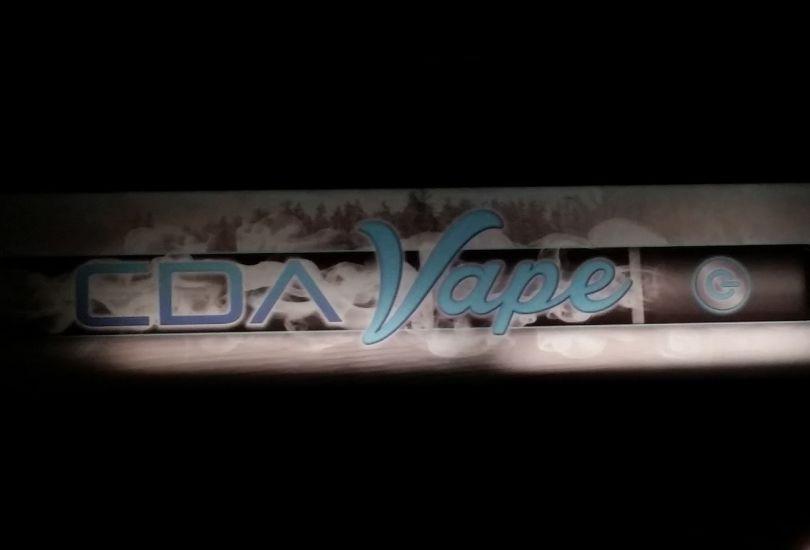 Cda vape - 4025 N Government Way #8 Coeur d'Alene, ID