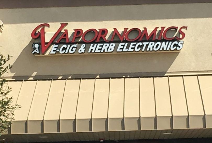 Vapornomics Electronic Cigarettes
