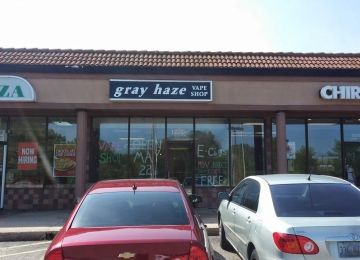 Gray Haze Vape