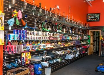 Z Smoke Shop