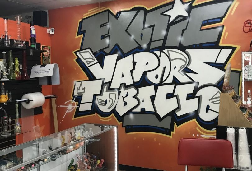 Exotic Vapors Tobacco