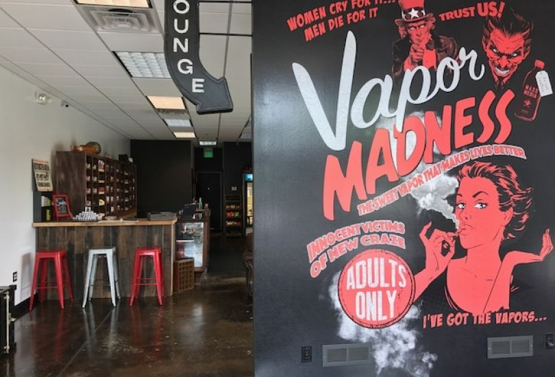Vapor Madness 4742 S Scatterfield Rd Anderson In