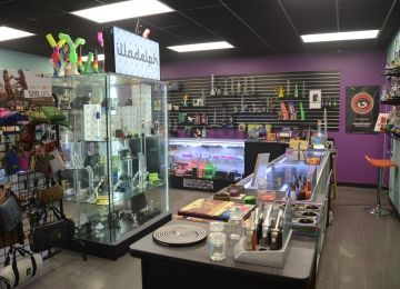Crush Vapor & Smoke Shop