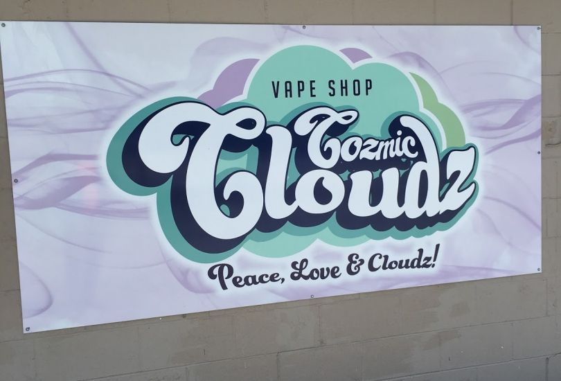Cozmic Cloudz Vape Shop Inc
