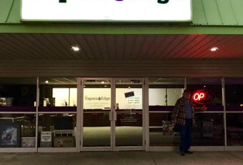 The Vapor's Edge E-Cig Shop LLC