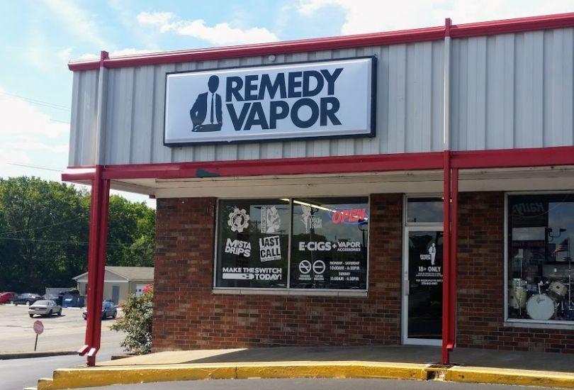 Remedy Vapor E Cigs