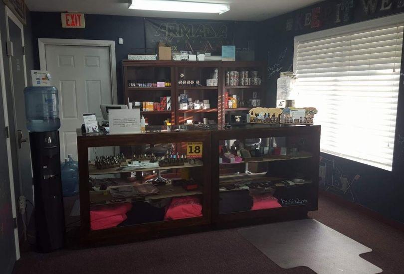 The Hotbox Juice Bar and Vaporium