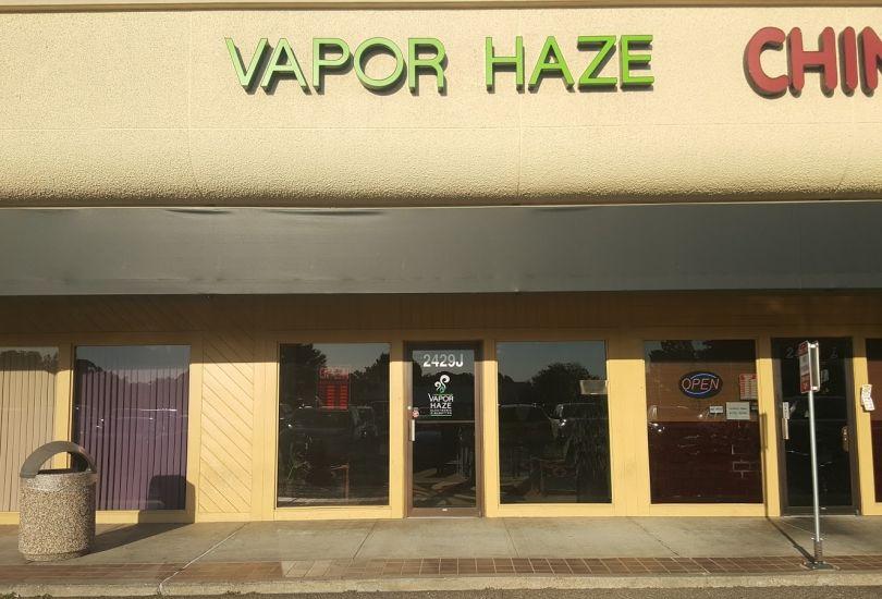 Vapor Haze in Lafayette