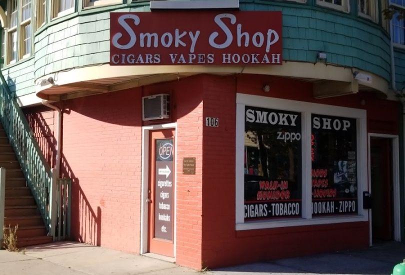 Smoky Shop - 106 S Baltimore Ave Ocean City, MD