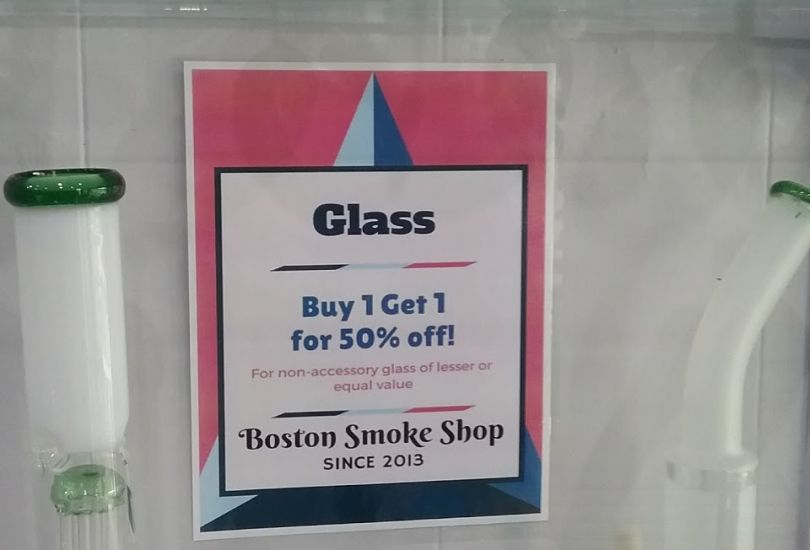 Boston Smoke Shop
