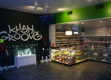 The Kush Groove Shop