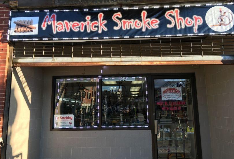 Maverick Smoke Shop