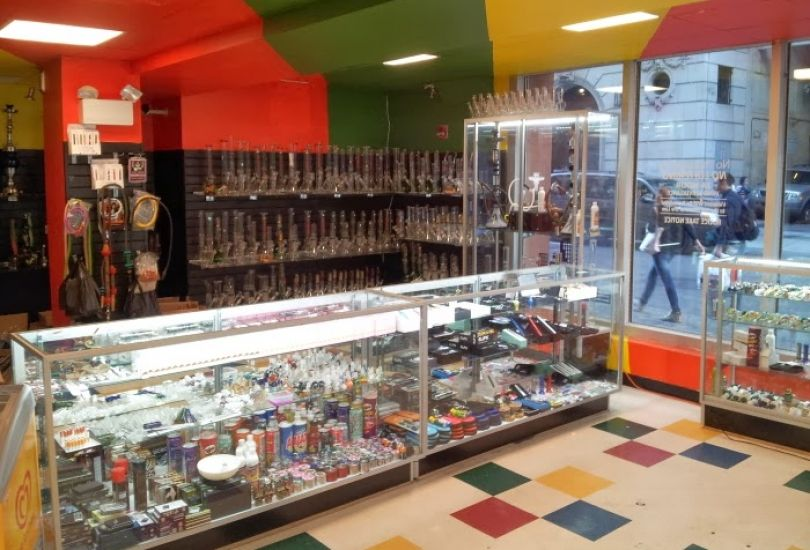 Boston Smoke Shop: Water Pipes, Vaporizers