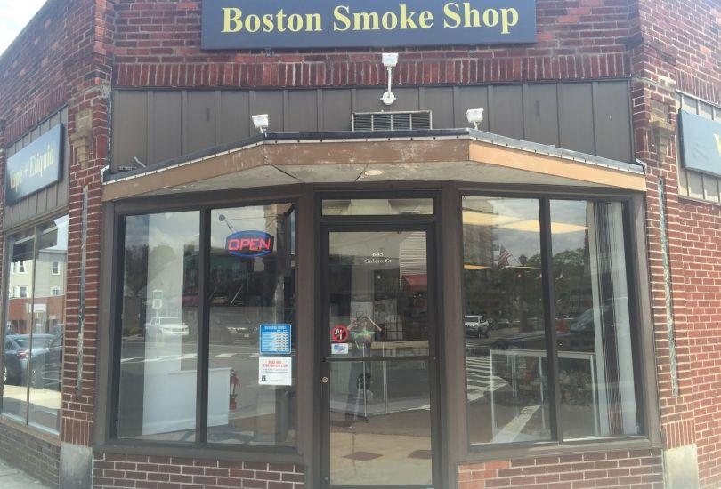 Boston Smokeshop