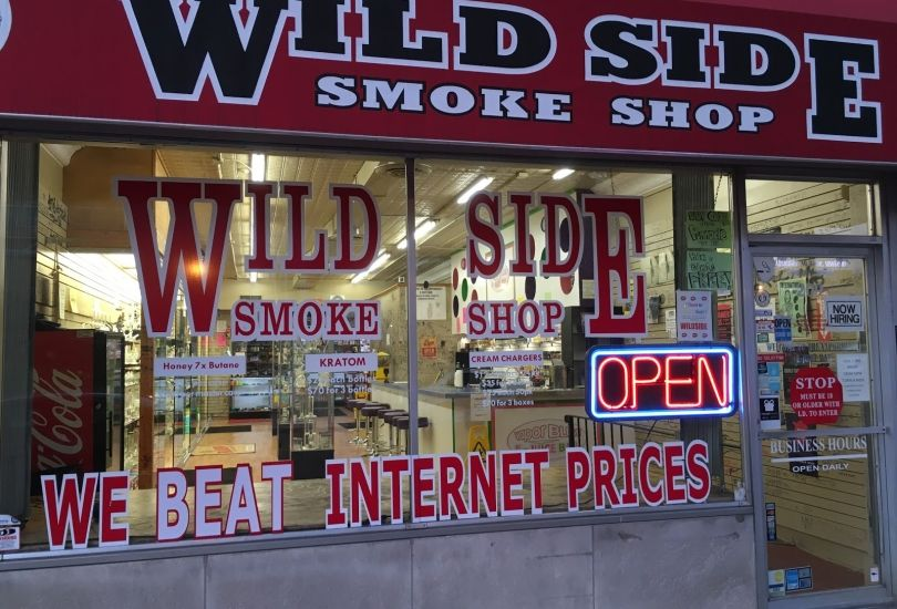 Wild Side Smoke Shop - 209 E Liberty St Ann Arbor, MI