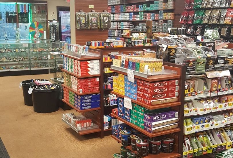 The Tobacco Shoppe - 4428 S Westnedge Ave Kalamazoo, MI