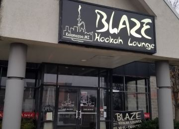 Blaze Hookah Lounge