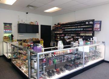 3rd Base Smoke Shop