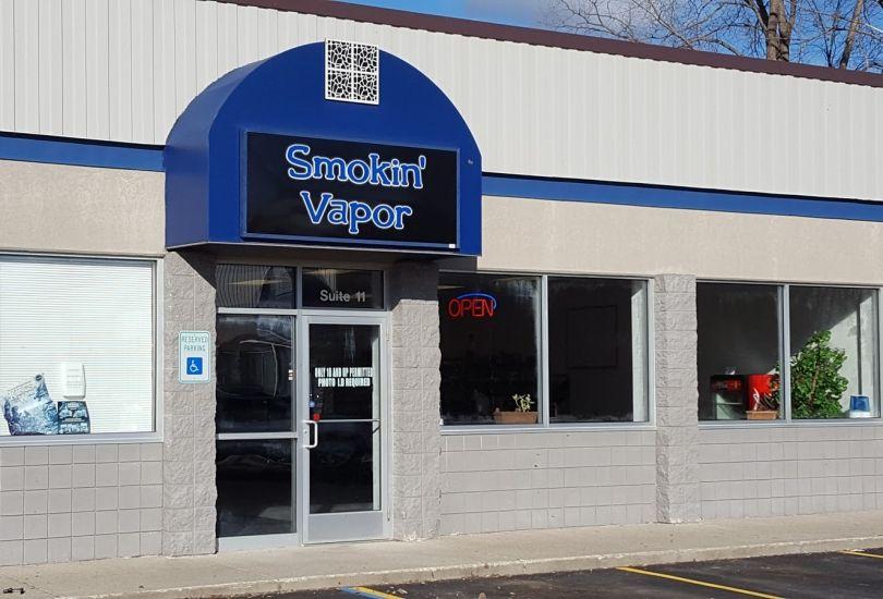 Smokin' Vapor Saginaw LLC