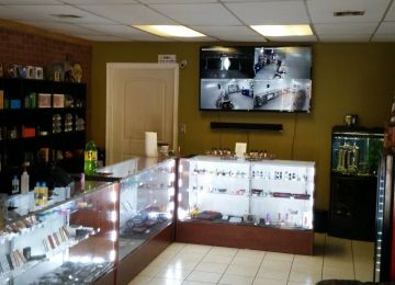 Twisted vape shop and lounge