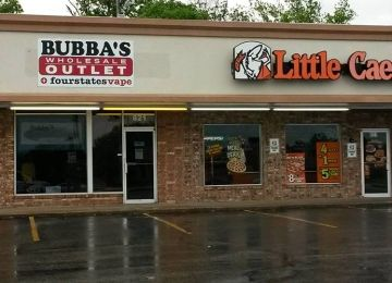 BUBBA'S WHOLESALE OUTLET & fourstatesvape