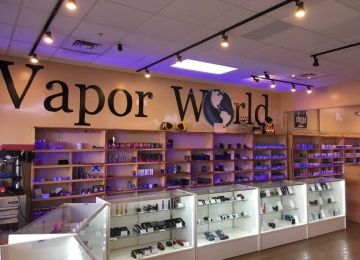 Vapor World Kansas Expy
