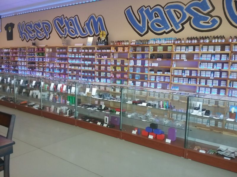 Vapor World Republic (city) - 1214 East Independence Street A