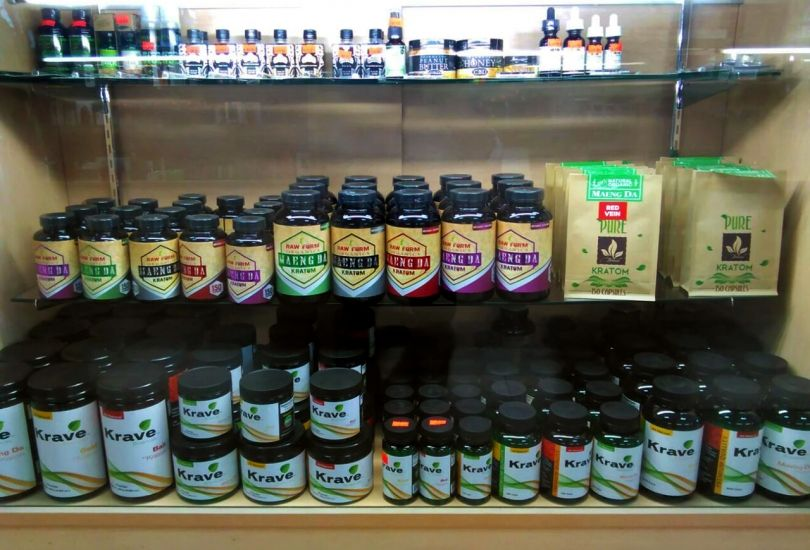 Smoke Shop Vapor & kratom & CBD oil