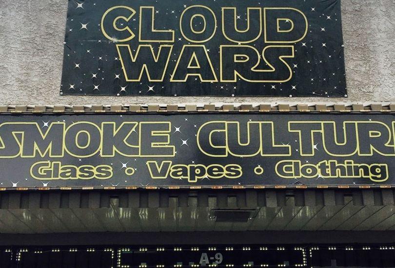 Cloud Wars Smoke Shop