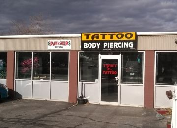 Twist Tattoo & Body Piercing