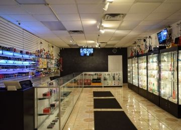 Smoker's Heaven Smoke & Vape Shop Jersey City