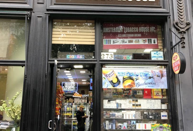 Amsterdam Tobacco House
