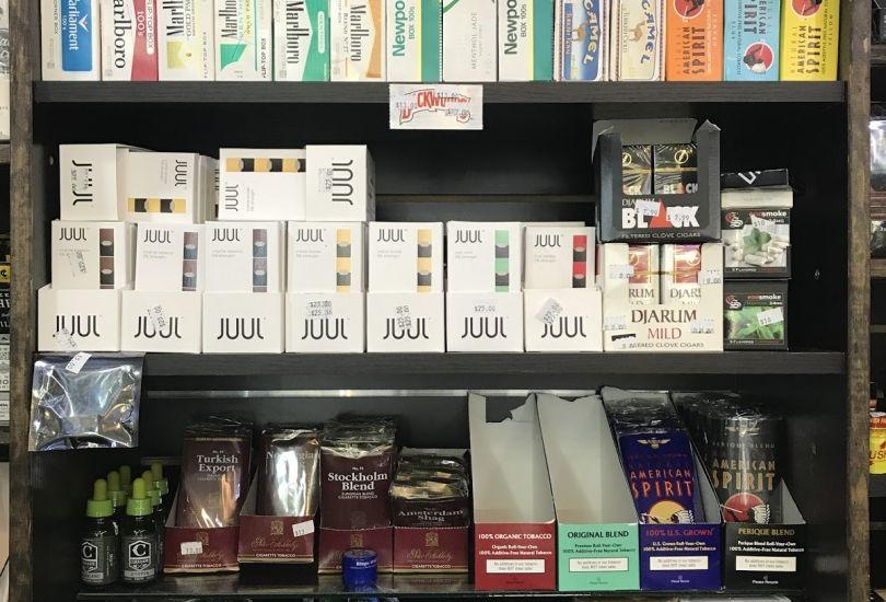 200 west tobacco