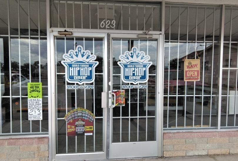 The Hip Hop Shop - 627 N Main St Belen, NM