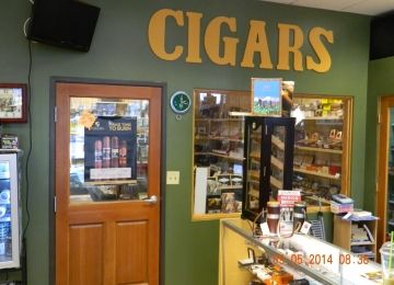 Stag Tobacconist