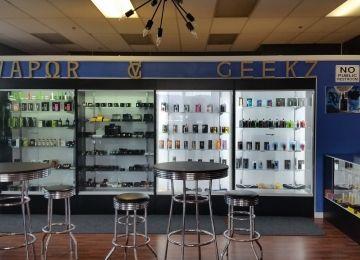 Vapor Geekz: Vape Shop/Electronic Cigarettes