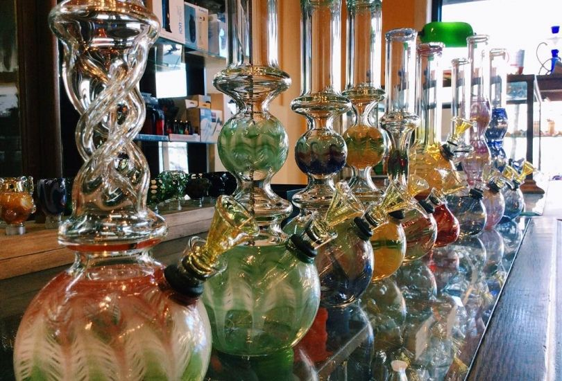 Sunflower Pipes Smoke Shop