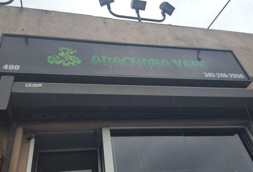 ANACONDA VAPE