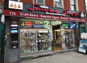 Grand Smoke Shop Brooklyn